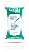 SAUGELLA ANTISEPTIQUE Lingette hygiène intime Paquet/15 à Paris