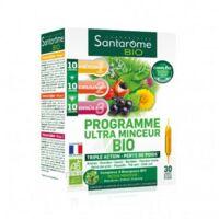 Santarome Bio Programme ultra minceur Solution buvable 30 Ampoules/10ml à Paris