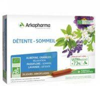 Arkofluide Bio Ultraextract Solution buvable détente sommeil 20 Ampoules/10ml à Paris