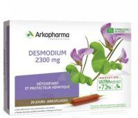 Arkofluide Bio Ultraextract Desmodium Solution buvable 20 Ampoules/10ml à Paris