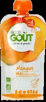 Good Goût Alimentation infantile mangue Gourde/120g à Paris