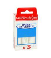 Mercurochrome Bandes Extensibles x 3 à Paris