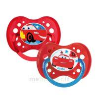 Dodie Disney sucettes silicone +18 mois cars Duo à Paris