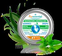 Puressentiel Respiratoire Gommes Menthe-Eucalyptus Respiratoire - 45 g à Paris