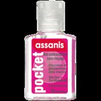 Assanis Pocket Parfumés Gel antibactérien mains Bubble Gum 20ml à Paris