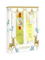 Roger & Gallet Coffret Eau Parfumée Bienfaisante Fleur d'Osmanthus 30 ml + Gel Douche Euphorisant 50 ml à Paris