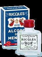 Ricqles 80° Alcool de menthe 30ml à Paris