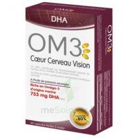 OM3 DHA Coeur Cerveau Vision Caps B/60 à Paris