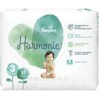 Pampers Harmonie Couche T3 géant paquet/31 à Paris