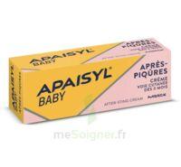 Apaisyl Baby Crème irritations picotements 30ml à Paris