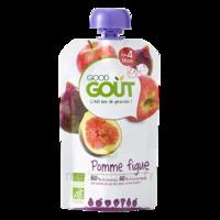 Good Goût Alimentation infantile pomme figue Gourde/120g à Paris